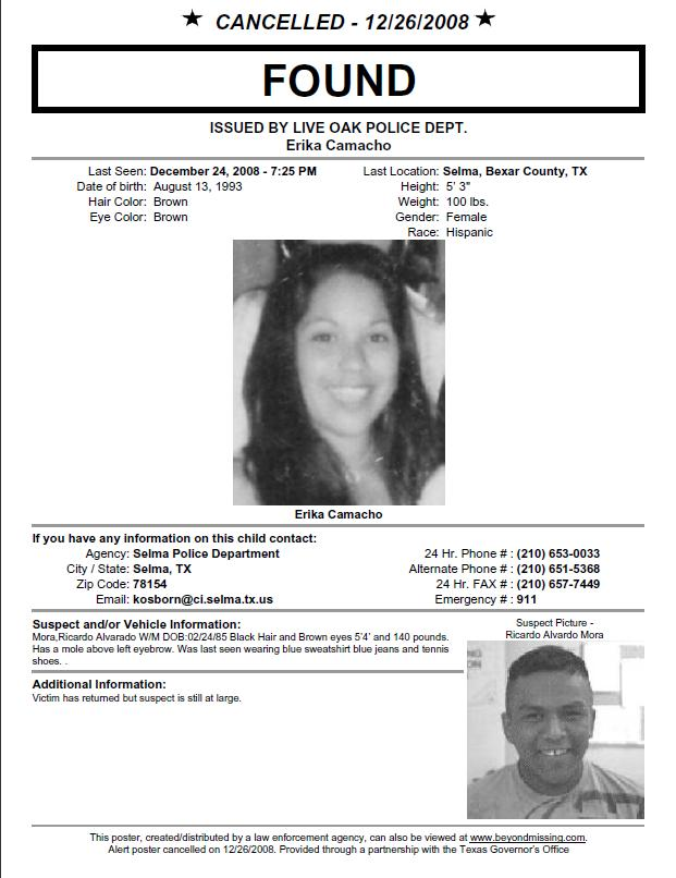 The front page santaannanews amber alert sciox Gallery